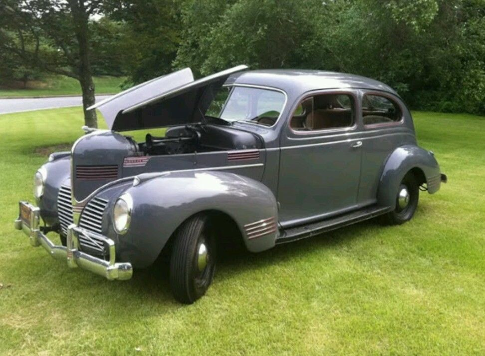 1939 Dodge, Not the Pink Car