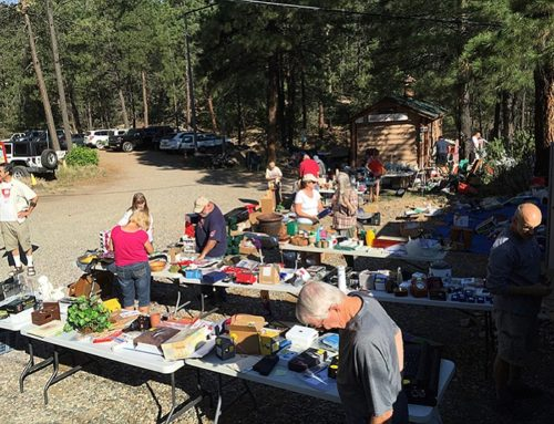 Walker Day Garage Sale – Day One