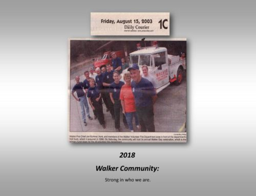 2018 WCAA Community Calendar Available Now