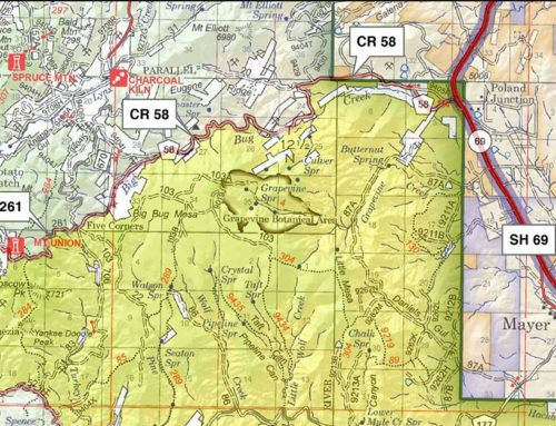 Reminder: Goodwin Fire Area Closure Still in Effect