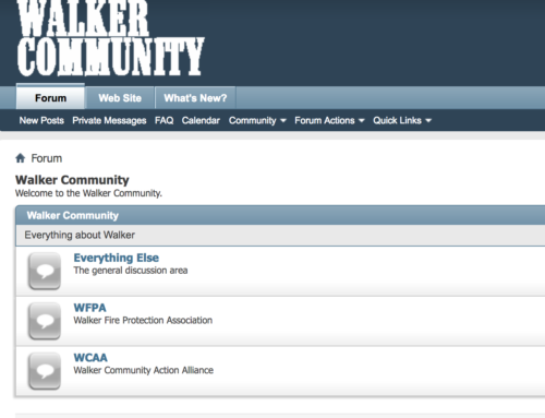 New Community Forum – A Safe, Private Alternative to FaceBook