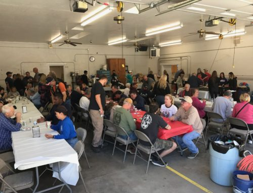 WFPA Pancake Breakfast Last Week