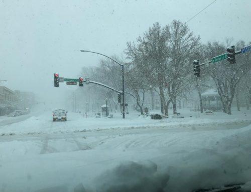 Snowmageddon 2019 – Day One