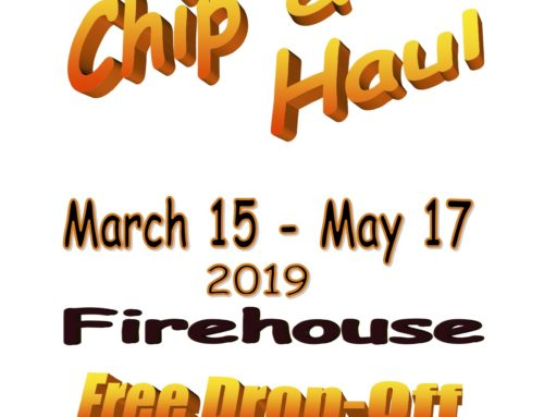 2019 Spring Chip & Haul