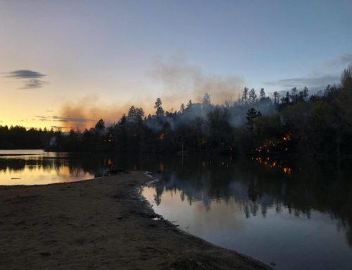 Prescott National Forest – Lynx Fire – April 19 at 7:00 pm