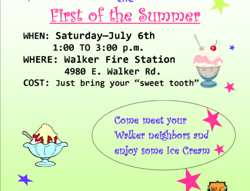 Sundae Saturday is This Saturday