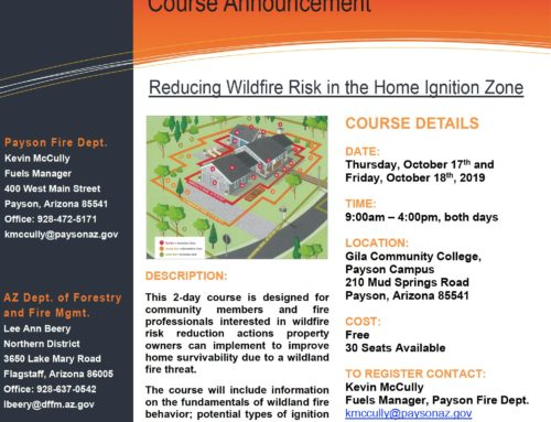 Firewise Assessor Classes