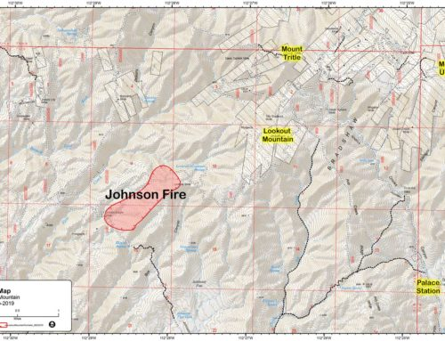 Johnson Fire – September 23 Morning Update