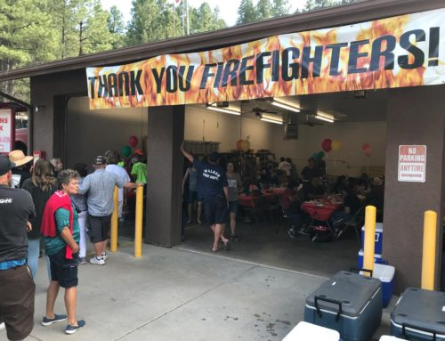 Fire Fighter Appreciation Day Wrap-Up