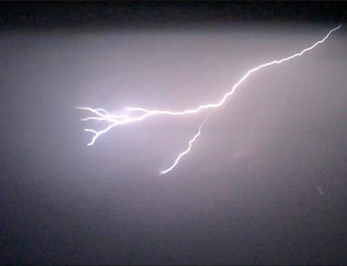 Shocking Video of Rain, Thunder, and Lightening on 9/1/19