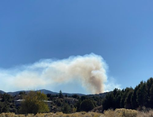 Don't Panic! It's A Prescribed Burn