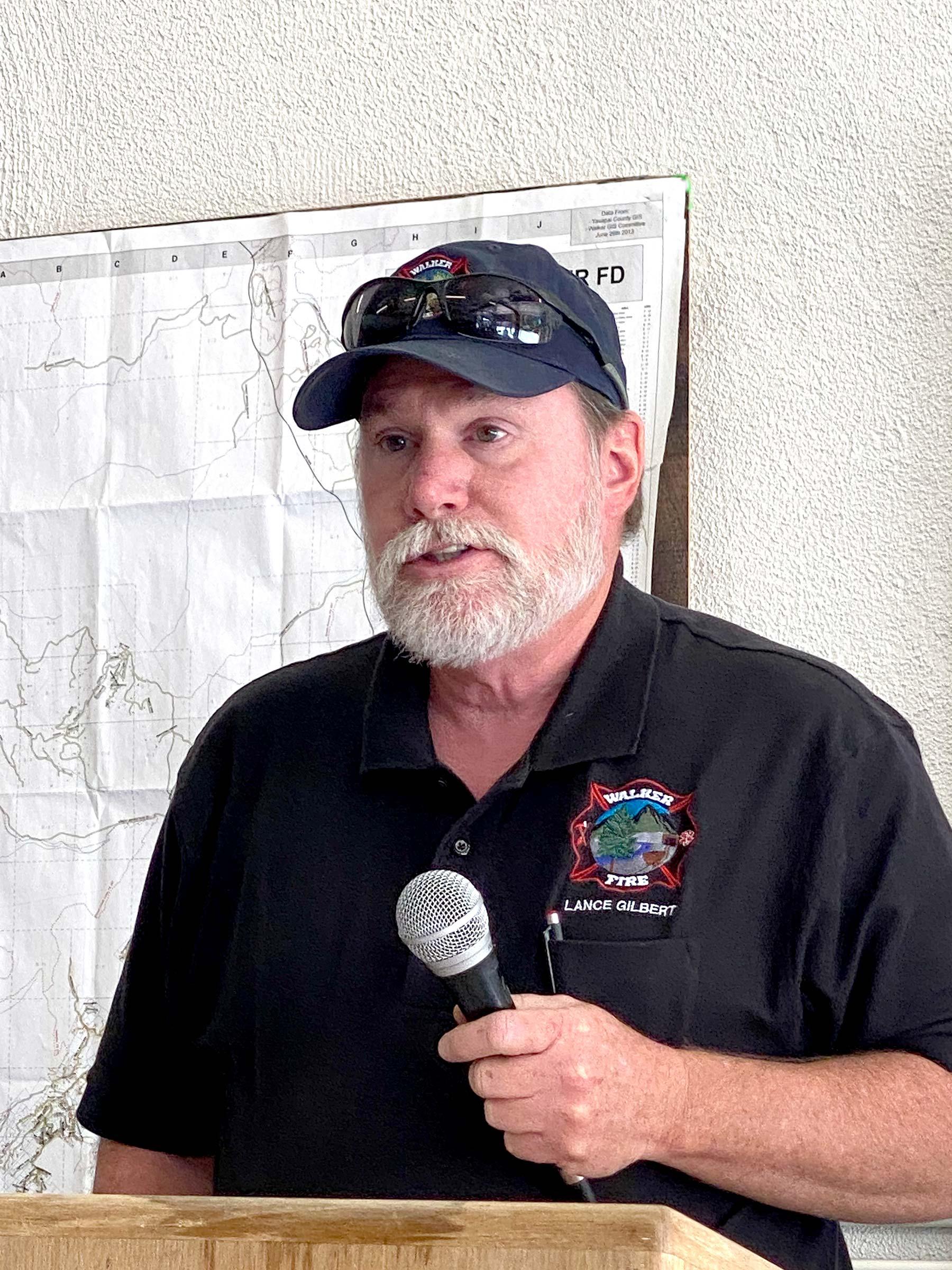 Lance Gilbert - WFPA BOD Treasurer